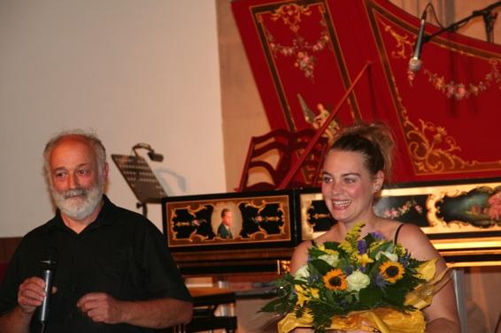 Michel Lemoine- Estelle Béréau 2ème prix